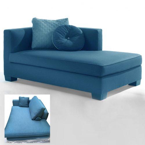 Chaise Longue<br>Frigerio<br>–<br>1 item<br>D  x W155 x H120cm<br>–<br>£2429.00 per item