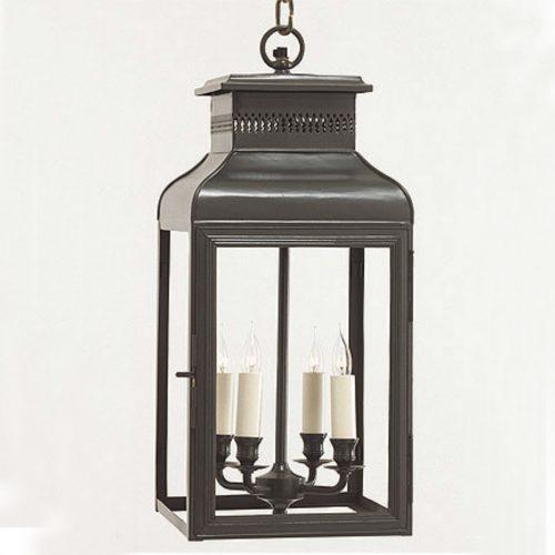 Lantern <br>Charles Edwards<br> &#8211; <br>1 item <br>25 x 25 x 55cm drop<br> &#8211; <br>£900.00 per item