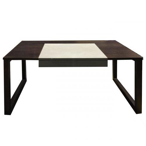 Reception Desk<br>–<br>D70 x W140 x H75.5cm<br>–<br>SOLD