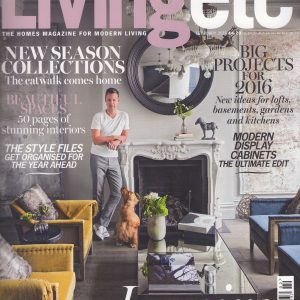 Living Etc<br>January 2016