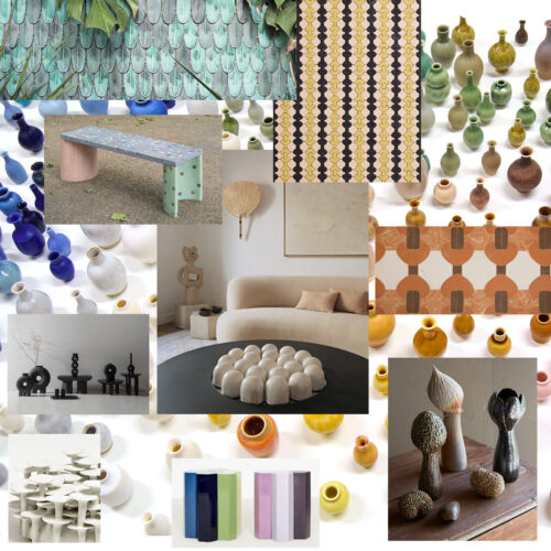 Pottery and Tiles