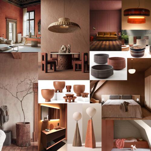 Terracotta Colours