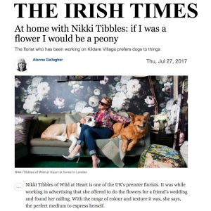 Irish Times<br>July 2017