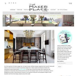 The Makers Place<br>May 2017