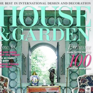 House &#038; Garden<br>100 Top Designers<br>June 2012