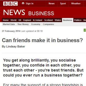 BBC News<br>February 2014