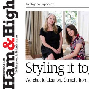 Ham and High<br>July 2014