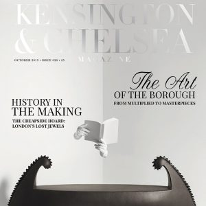 Kensington &#038; Chelsea Magazine<br>October 2013