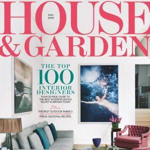 House & Garden<br>June 2018