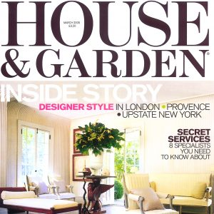 House & Garden<br>March 2005
