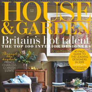 House & Garden<br>100 Top Interior Designers<br>June 2019