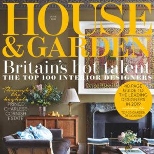 House & Garden<br>100 Top Interior Designers<br>June 2019