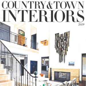 Country & Town Interiors<br>Finest 50 Interior Designers<br>May 2019