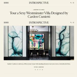 1stdibs<br>Introspective Magazine<br>2021